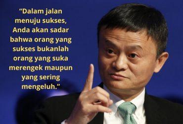 Mencapai Kesuksesan Ala Jack Ma