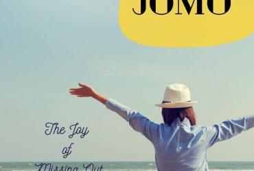 JOMO (Joy of Missing Out), Resep Bahagia Anak Muda Zaman Now!