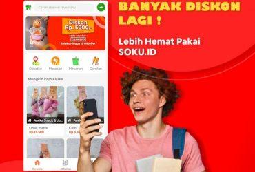 Soku : Startup Food Commerce Solo