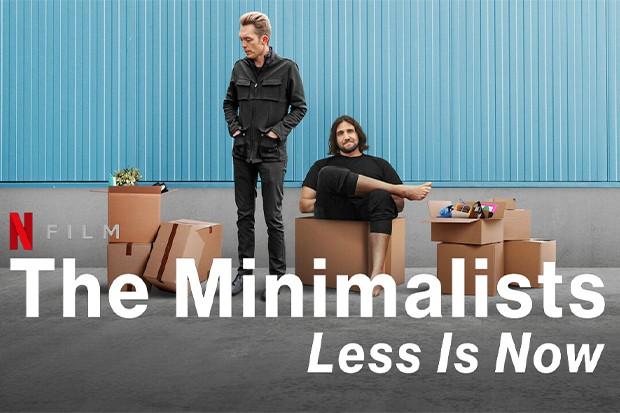 Rekomendasi Film Buat Pencari Inspirasi di Awal 2021 - The Minimalis: Less Is Now