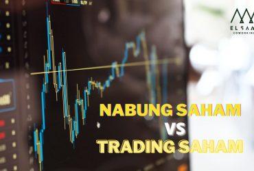 Perbedaan Trading dan Nabung Saham