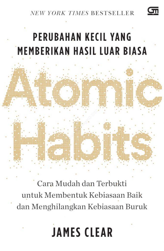 Review Buku Atomic Habits El Samara Coworking Space